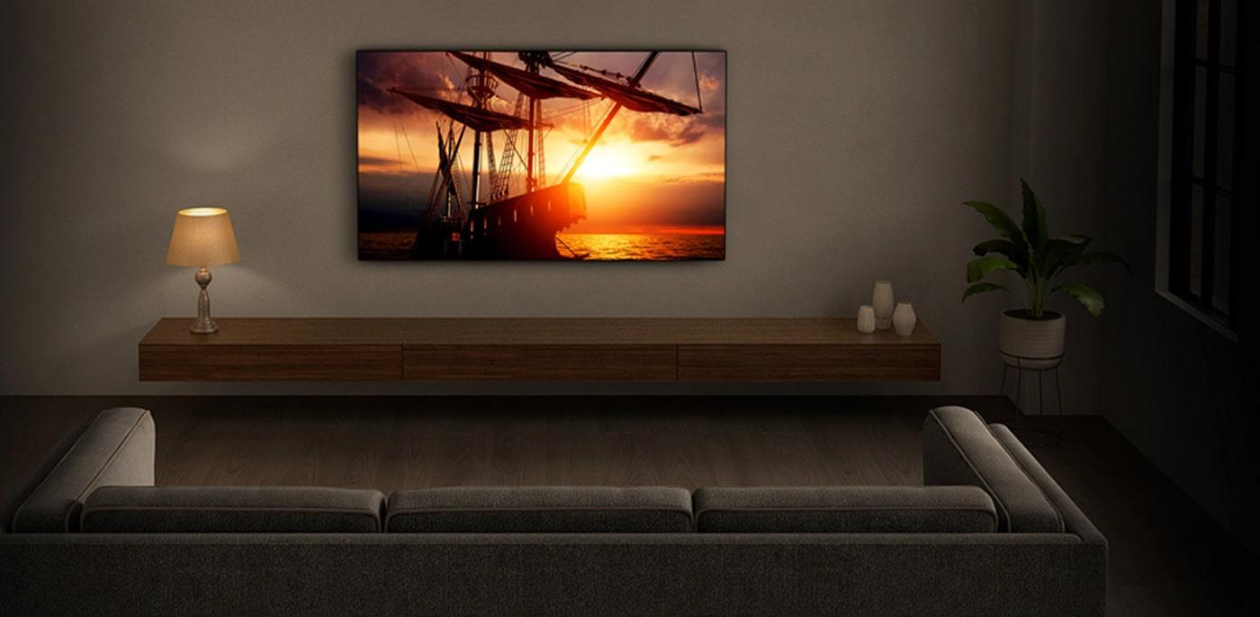 طراحی چند منظوره تلویزیون A80J !
