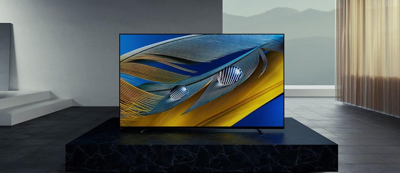 مشخصات تلویزیون 2021 سونی 65A80J