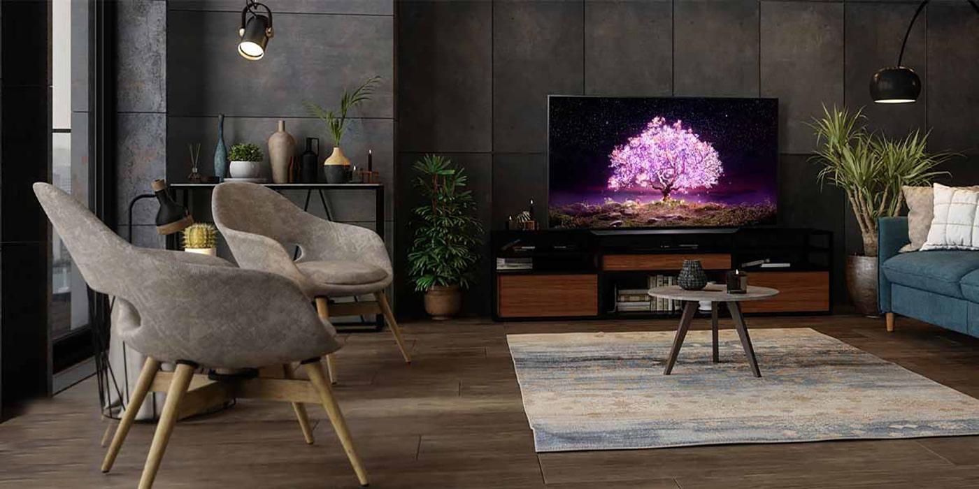 تلویزیون 48C1: یک اثر کاملا هنری