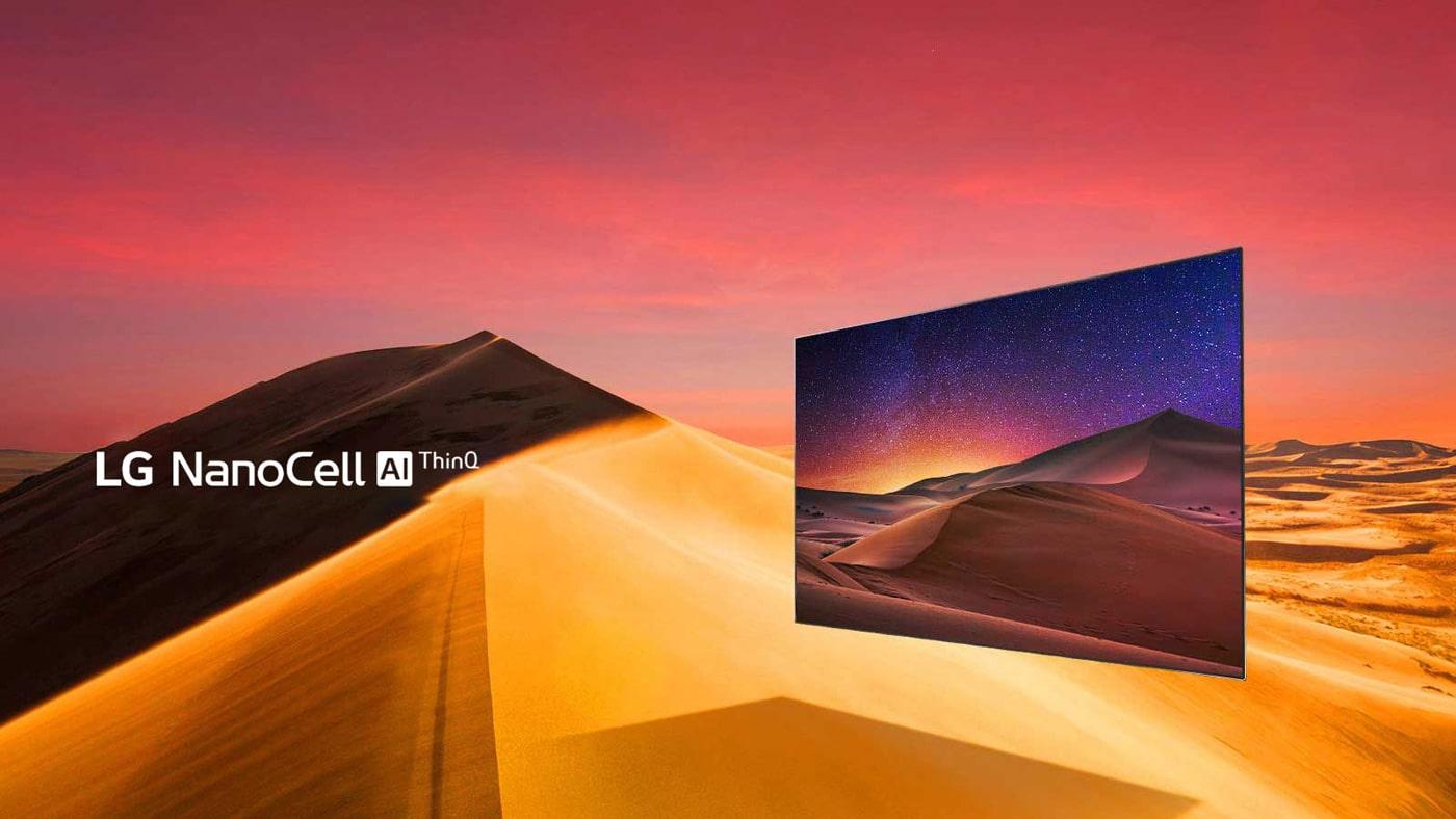 مشخصات تلویزیون 2020 ال جی 49NANO80