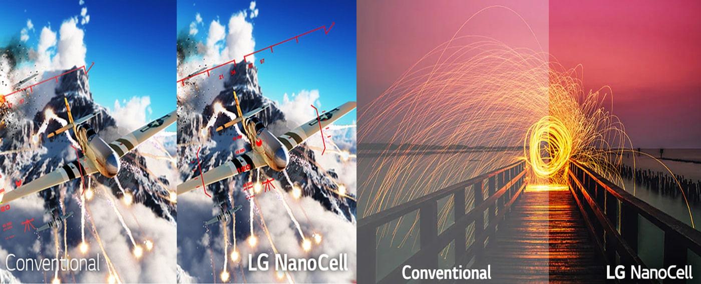 تضمین وضوح بینظیر تصاویر با فناوری نانوسل