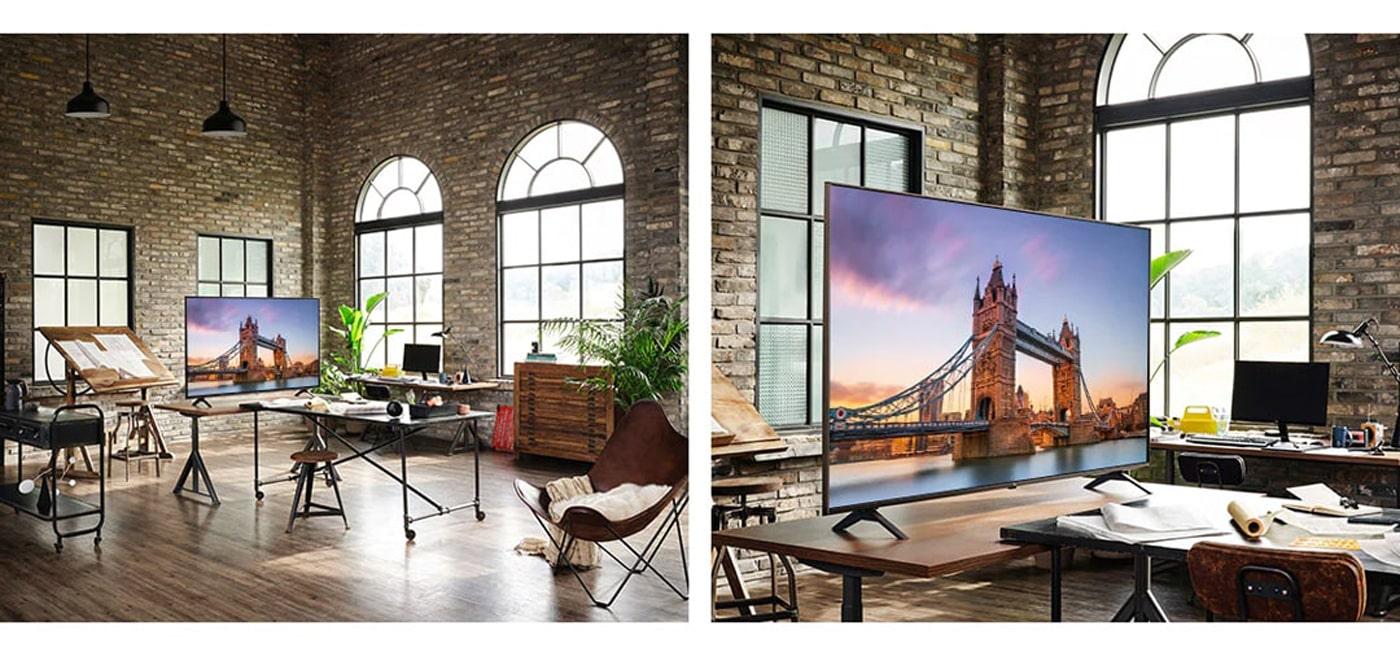 با UP7550 زیبایی فضای داخلی خود را ارتقا دهید !!