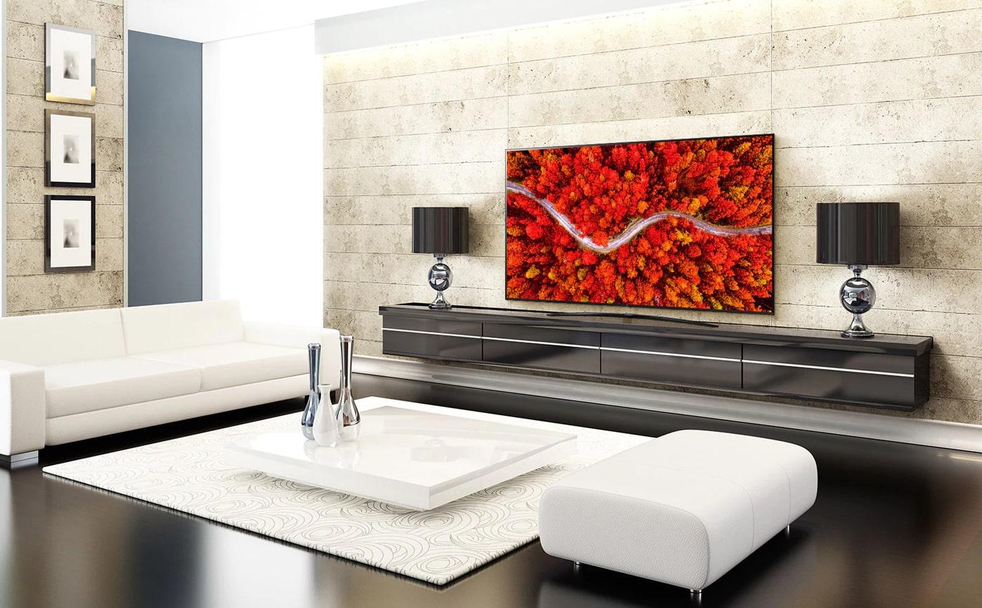 مشخصات تلویزیون 2021 ال جی 50UP7550