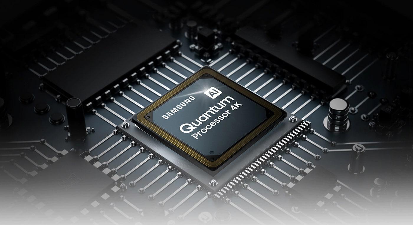 موتور Quantum Processor Lite 4K کیفیت تمام محتواها را بالا خواهد برد