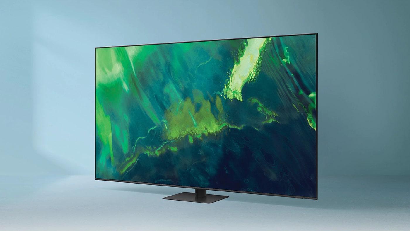 مشخصات تلویزیون 2021 سامسونگ مدل 55Q70A با کیفیت 4K