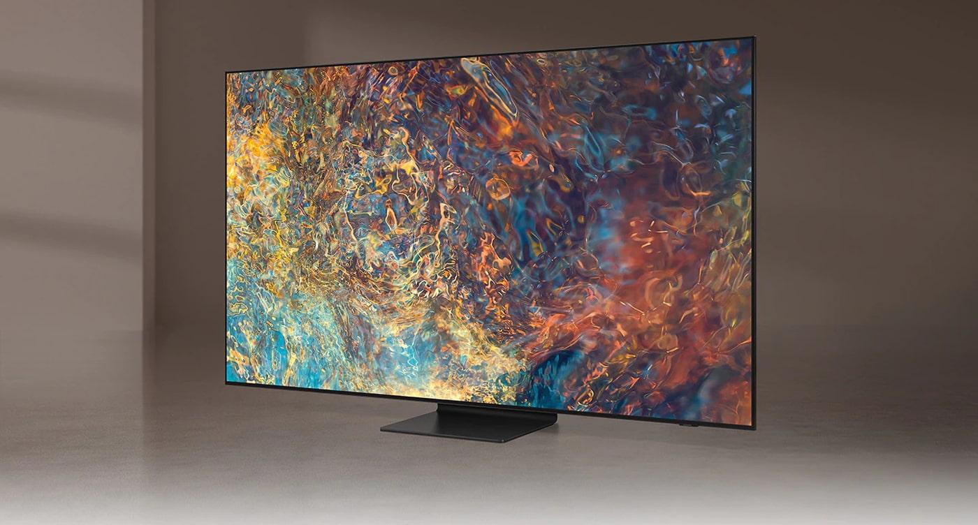 مشخصات تلویزیون 2021 سامسونگ مدل 55QN90A