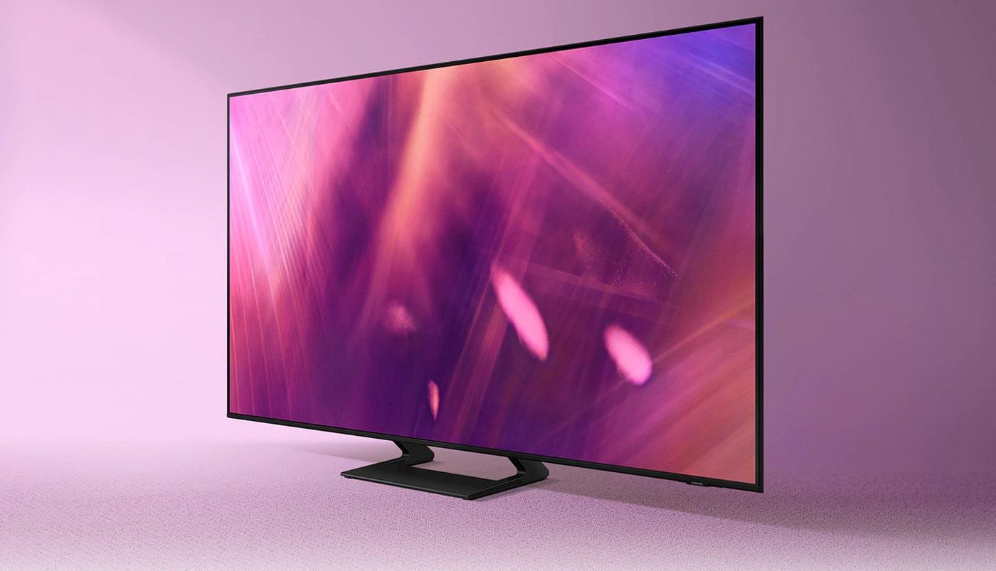 مشخصات تلویزیون سامسونگ 55AU9000 با کیفیت تصویر 4K