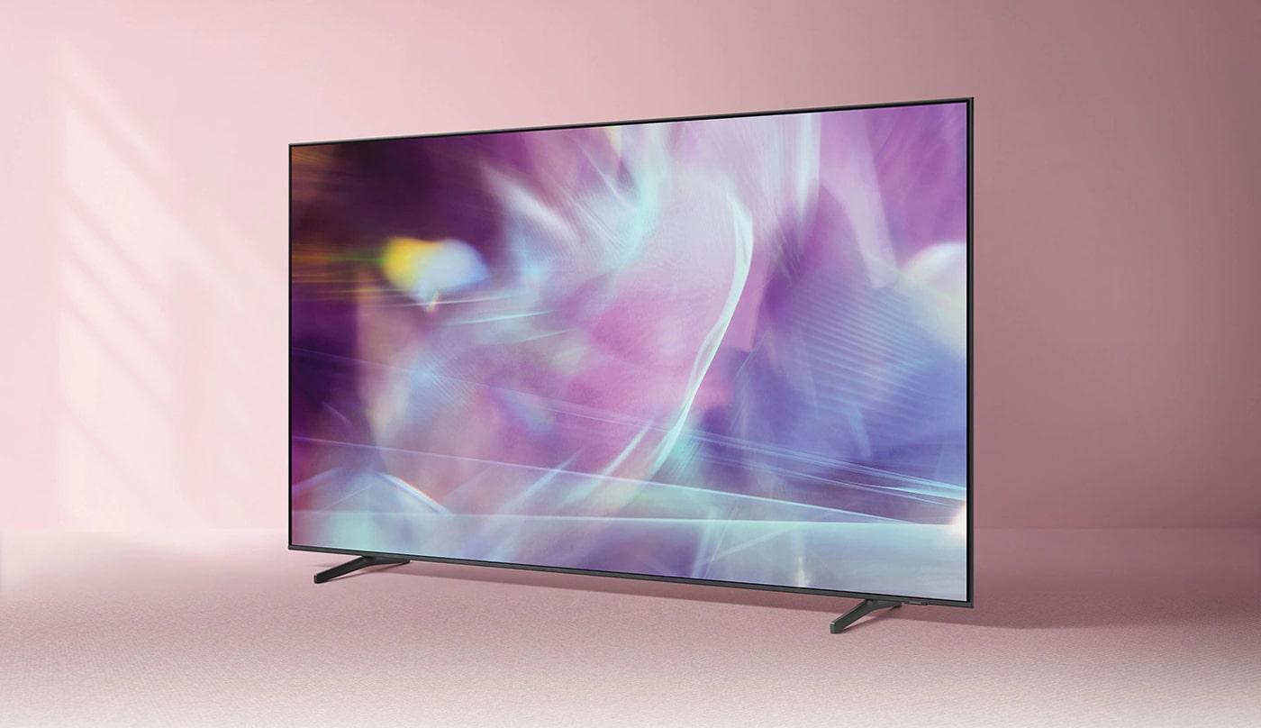 مشخصات تلویزیون 2021 سامسونگ 43Q60A با کیفیت تصویر 4K